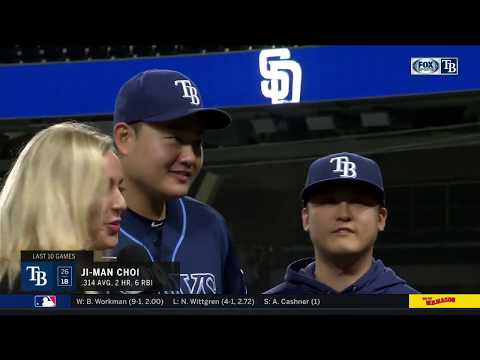 Ronnie And TKras - Tampa Bay Rays: Players Starting To Peak At Playoff Picture