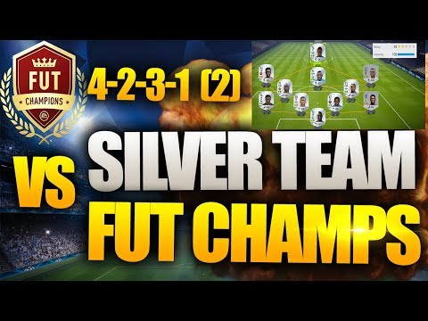 SILVER TEAM VS FUT CHAMPS DAILY KNOCKOUT - FIFA 18 ULTIMATE TEAM DAILY KNOCKOUT TOURNAMENT