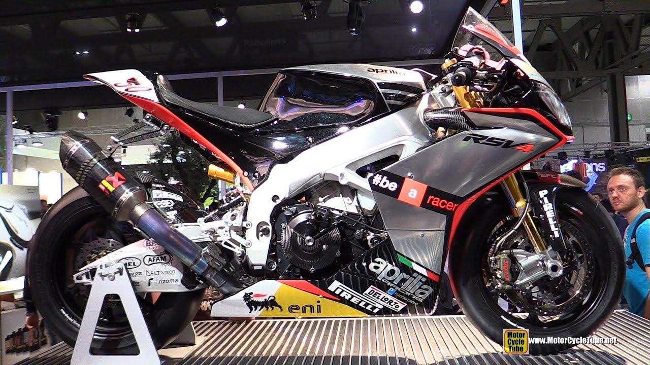 2014 Aprilia Rsv4 Superbike Walkaround 2014 Eicma Milan