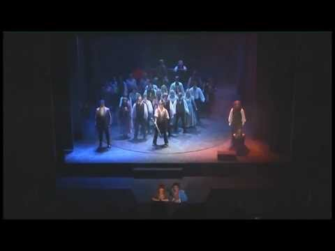 One Day More from Les Miserable featuring Andy McCalman as Jean Valjean