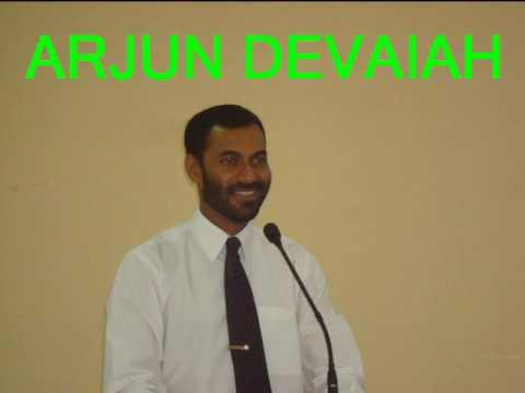 Arjun Devaiah Introduction