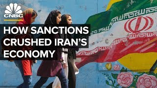 How Decades Of Us Sanctions Crushed Iran's Economy