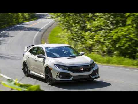 Amazing!! How the Honda Civic Type R relegates torque steer to history