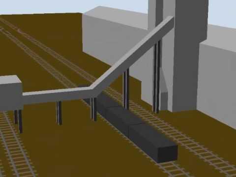Coal Mine - Anim8or 3D-animation For School