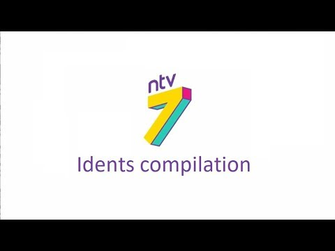 """20 years of """"feel good"""" moments - NTV7 idents compilation (part 1 : 1998-2006)"""