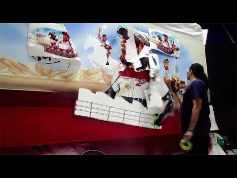 west coast customs season 6 ep 7 larry s tailgate 2000 youtube. Black Bedroom Furniture Sets. Home Design Ideas