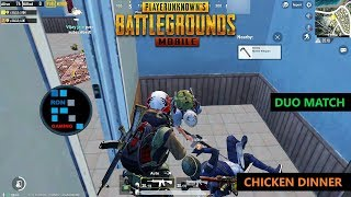 [Hindi] PUBG MOBILE | FUN GAMEPLAY IN DUO MATCH & TROLLING KNOCKED PLAYER