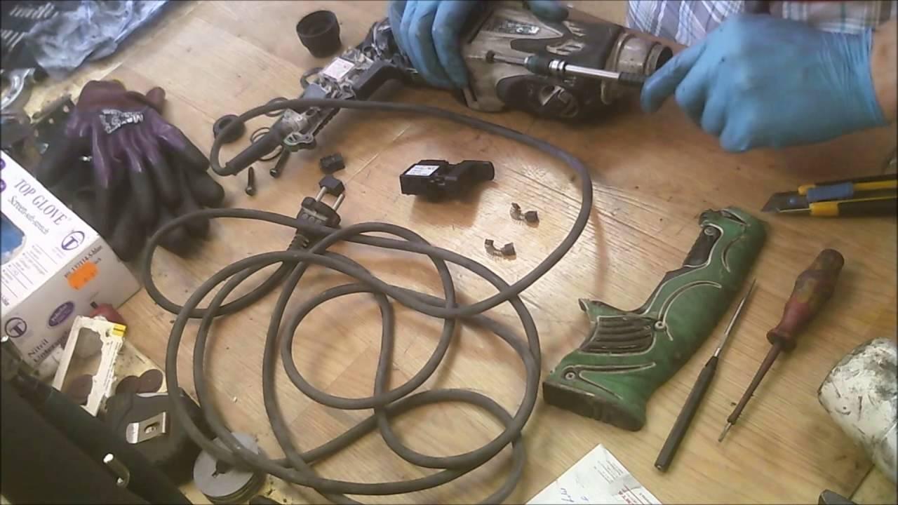 Jack Hammer Wiring Diagram on