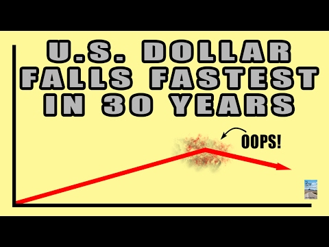 U.S. Dollar Drops Worst in January in 30 Years! Will the Petrodollar COLLAPSE?