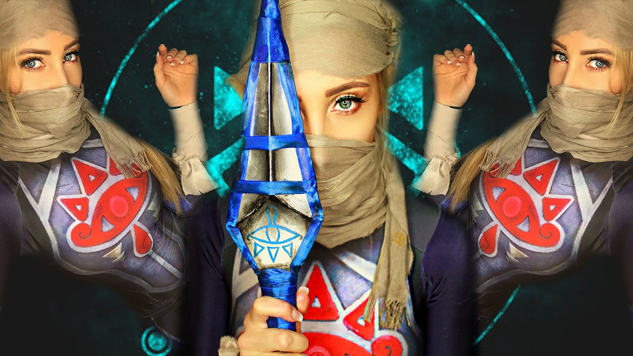 Sheik Cosplay Update Zelda Botw Story Time Youtube