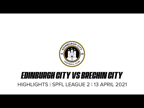Edinburgh City Brechin Goals And Highlights