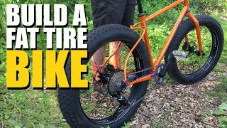 How To Build A Fat Tire Mountain Bike