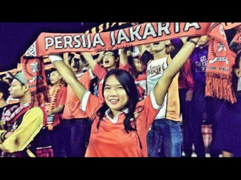 THE CHOKY ORANGE - CINTA ENENG & PERSIJA