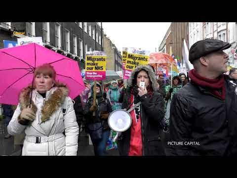 Demonstrate - NHS in Crisis - Fix It Now!