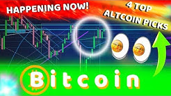 BITCOIN MYSTERY INDICATOR HINTS AT THIS NEXT!!! & 4 ALTCOINS EXPOSED!! GET READY FOR THIS!!!!!