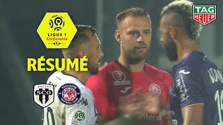 Angers SCO - Toulouse FC ( 0-0 ) - Résumé - (SCO - TFC) / 2018-19