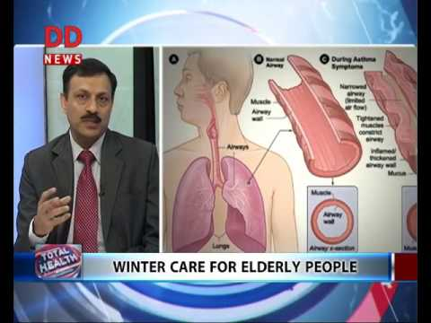 Total Health: Care for elderly in winters