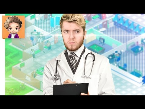 NURSE REQUIRED IN WARD | Let's Play Theme Hospital