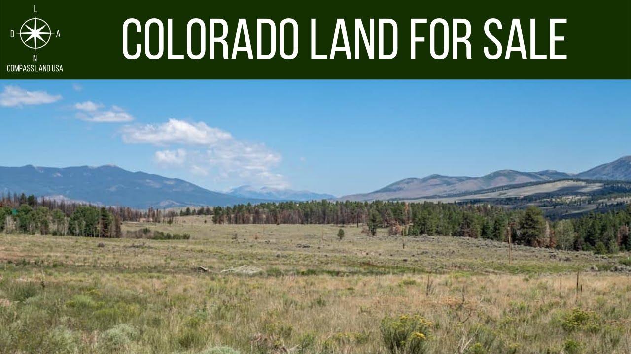 1.23 Acres Land for Sale in Forbes Park, Costilla County Colorado