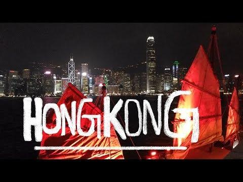 Néih Hóu HONG KONG, CHINA Travel Vlog 香港 中国 旅行 视频博客