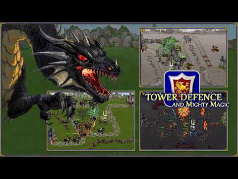 TDMM Heroes 3 TD:Medieval ages Tower Defence games