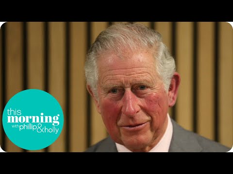 Prince Charles Tests Positive for Coronavirus | This Morning
