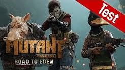 Mutant Year Zero: Road to Eden im Test / Review: Gelungenden Endzeit-Taktik?