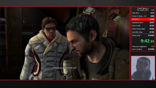 [WR] Dead Space 3 PC Any% NG+ Speedrun 2:00:30