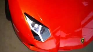 lamborghini aventador 6v ride on kids battery powered wheels car rc remote review
