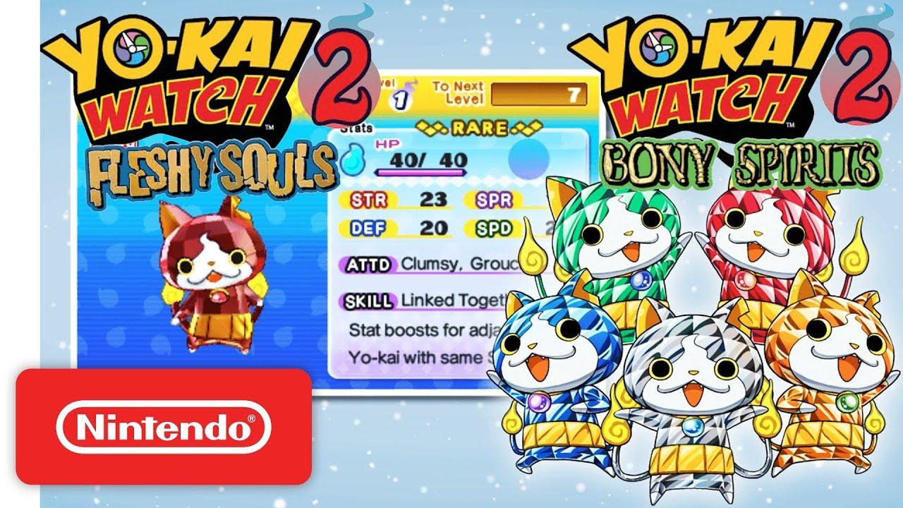 YO-KAI WATCH 2  Oni Evolution Update (Version 2.0) - Nintendo 3DS ... a38f3c7130