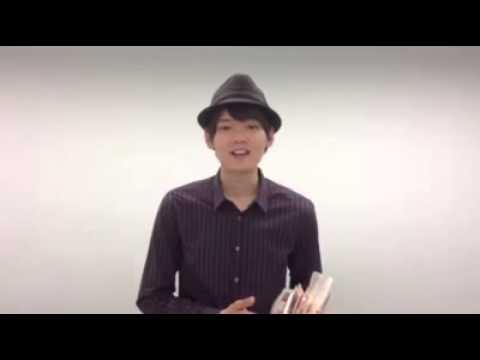 Yuki Furukawa's message for fans from his FB on May 15th ...Yuki Furukawa 2013