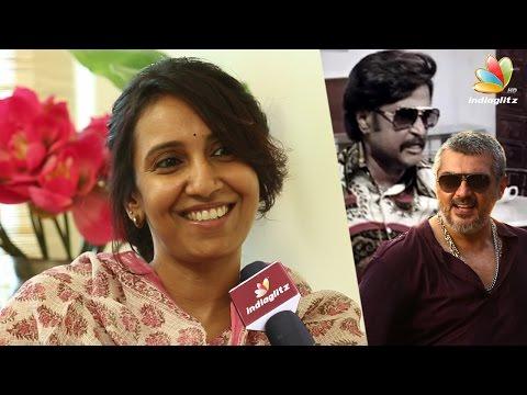 Kabali Costume Designer: Director Vishnuvardhan's wife Anu Interview on Rajini & Ajith