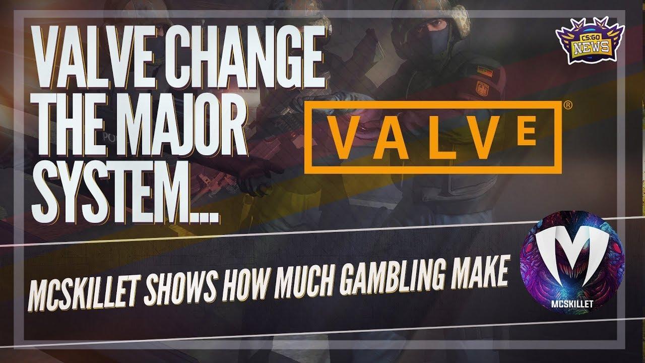 Valve Gambling