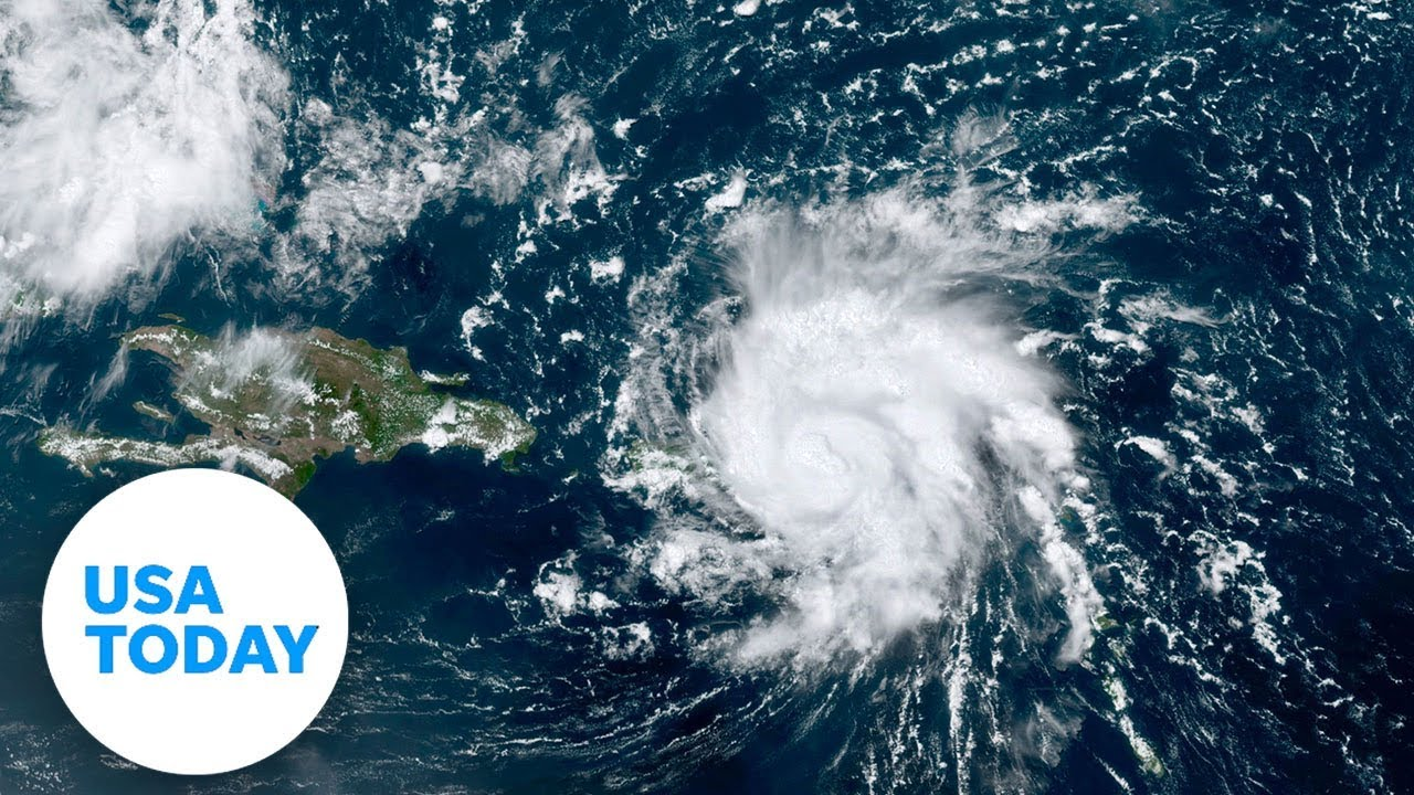 Hurricane Dorian to strengthen, slam Florida as major Category 3 storm on Labor Day