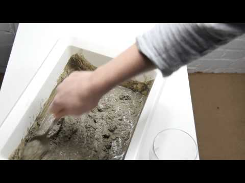 wohnen mit beton diy hocker aus beton funnycat tv. Black Bedroom Furniture Sets. Home Design Ideas