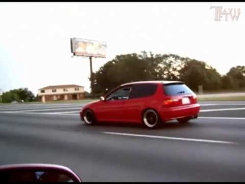 Great 1994 Civic SI Hatchback   YouTube