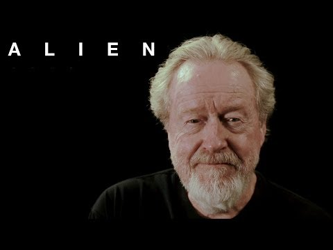 Ridley Scott Wants You To Scare Him This Alien Day!
