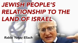 Jewish People's Relationship to the Land of Israel