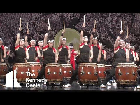 Tamagawa University and Taiko Group - Millennium Stage (April 6, 2017)