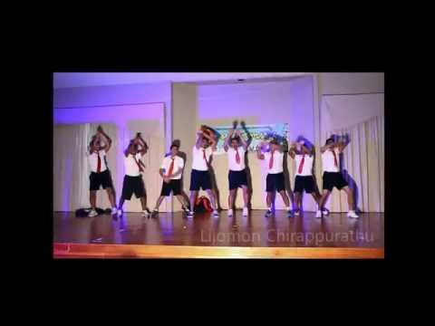 Kulukki thakka Dance kulukki thakka thi Malayalam dance in Australia....