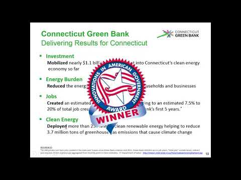 Financing Clean Energy in Your City: An Introduction to Urban Green Banks
