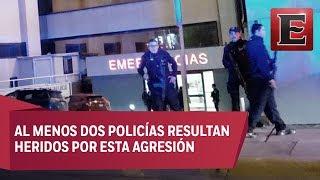 Comando armado ataca instalaciones policíacas en Ciudad Juárez