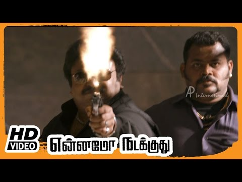 Yennamo Nadakkudhu Tamil Movie | Full Fight Scenes | Vijay Vasanth | Mahima | Prabhu | Rahman