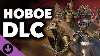 Новое ДЛС для Total War ROME 2 - Desert Kingdoms (государства пустыни) первый взгляд и ранний обзор