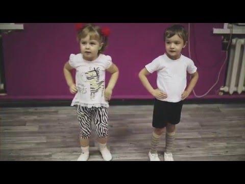 Танцевальное упражнение по методике Екатерины Железновой \