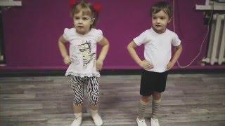 Танцевальное упражнение по методике Екатерины Железновой