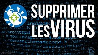 Comment supprimer les Virus de son PC Windows AdwCleaner