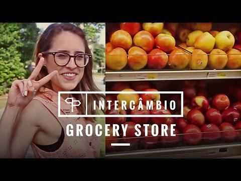 Supermercado nos EUA, é diferente?
