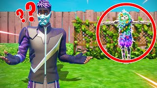Er hat 1 Stunde nach mir gesucht! |Fortnite Hide and Seek!