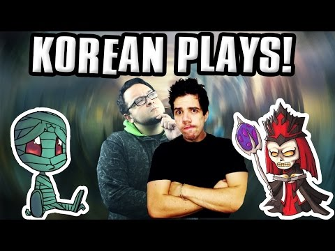 gORDOx e Muca Muriçoca em: KOREAN PLAYS!!!